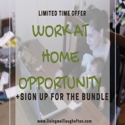 Limited Time Offer Work at Home Opportunity