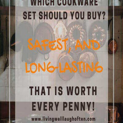 Cookware Set Safest and Long-Lasting